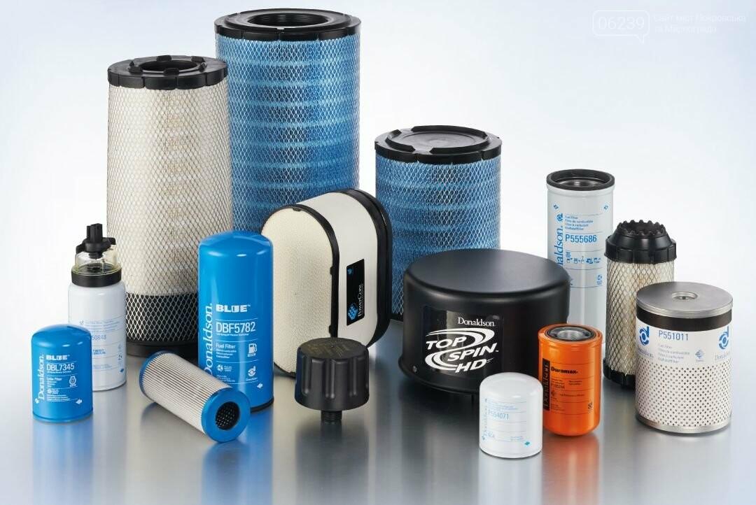 Фильтры Donaldson (Дональдсон), вкладываем средства в расходники высокого качества, фото-1