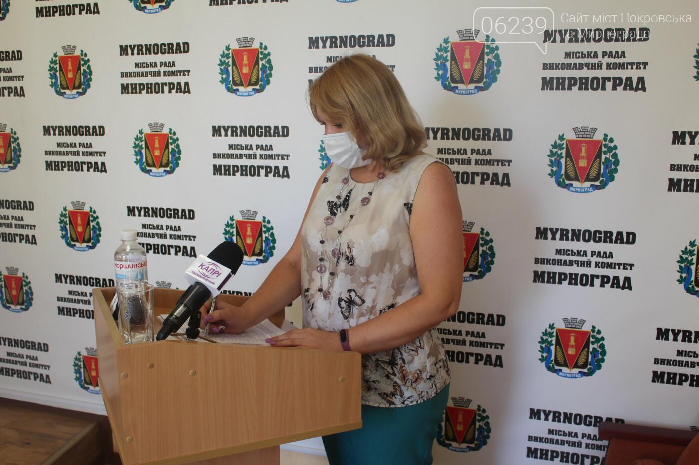 Текущие вопросы и ход выполнения нескольких городских программ: в Мирнограде прошла очередная сессия горсовета, фото-11