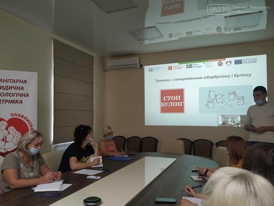"""У Покровську триває тренінг """"Громадська безпека та згуртованість"""", фото-2"""