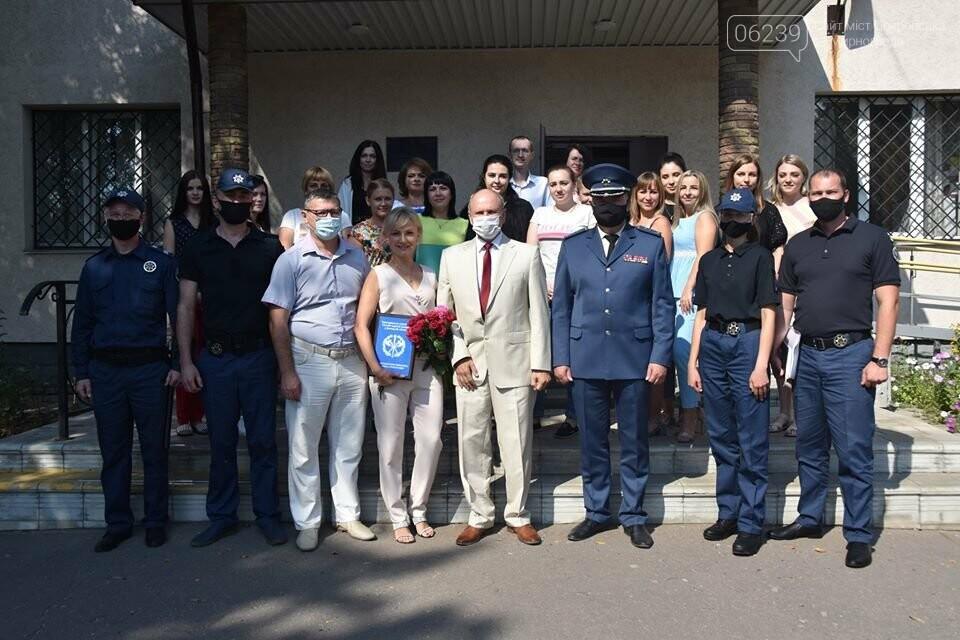 У Покровську суд перейшов під охорону Територіального управління Служби судової охорони , фото-1