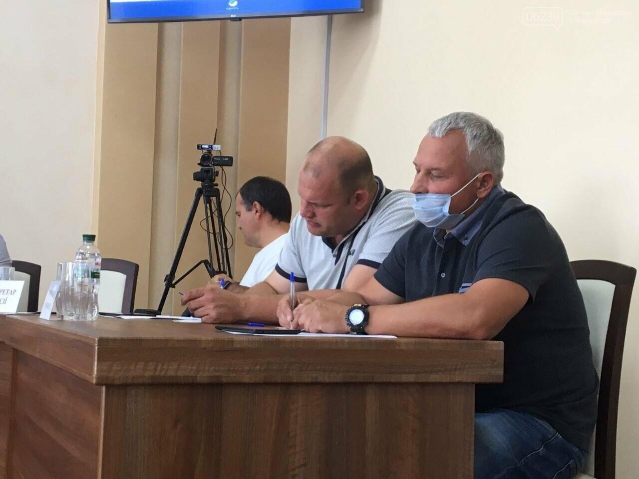 В Покровске началась очередная сессия городского совета, фото-2
