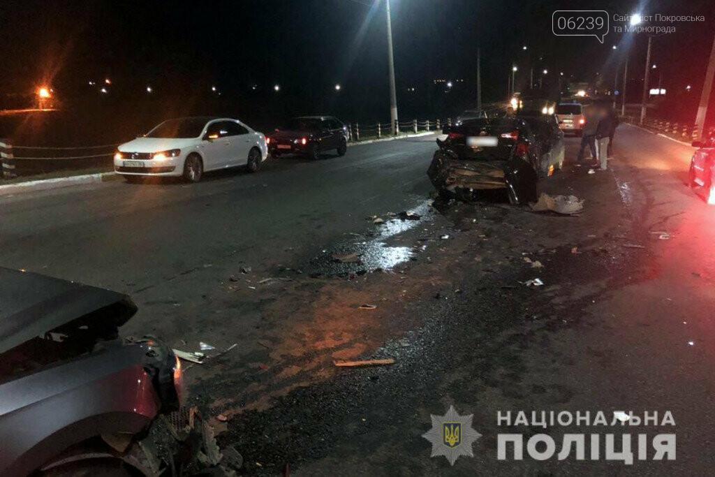 Подробности вчерашней аварии на мосту: столкнулись три легковушки (ФОТО), фото-1