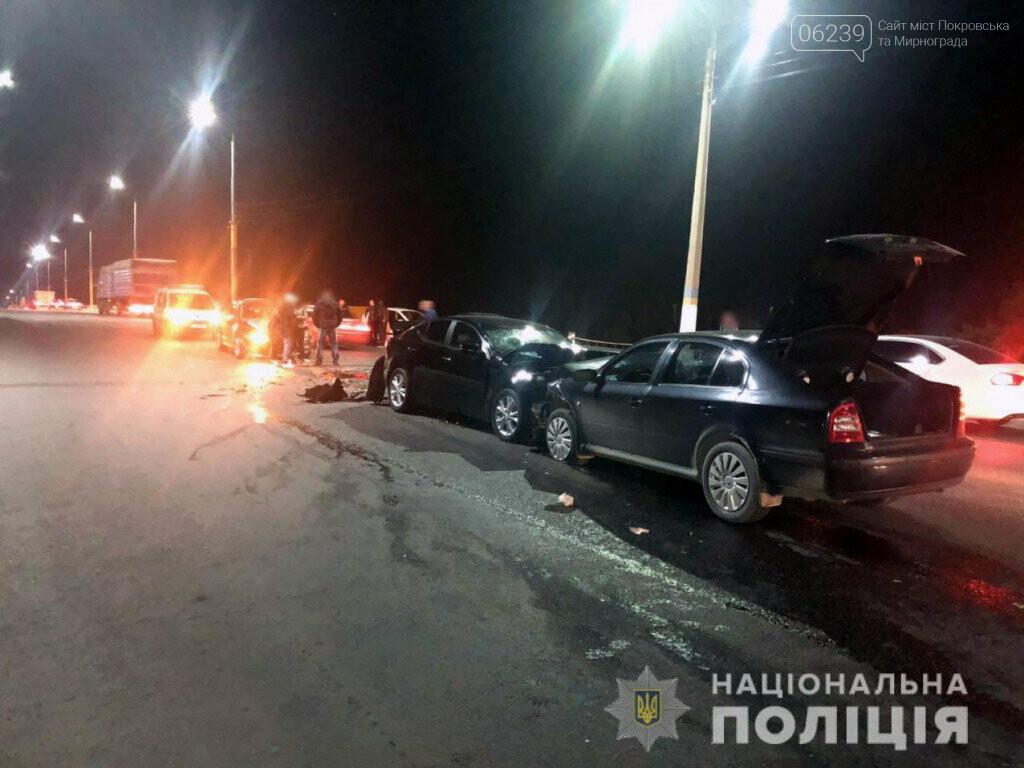 Подробности вчерашней аварии на мосту: столкнулись три легковушки (ФОТО), фото-3