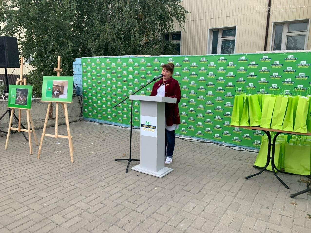 Команда Президента в Покровске презентовала проект будущего перинатального центра, фото-4