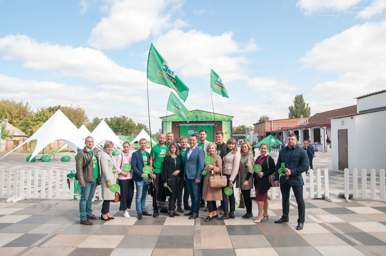 Команда Президента в Покровске идет на выборы, фото-7