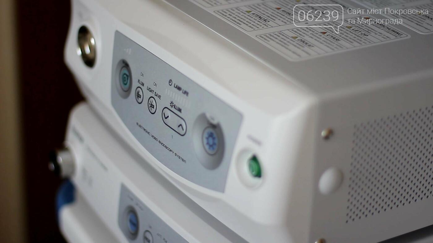 В Покровской больнице интенсивного лечения появился современный диагностический аппарат, фото-2