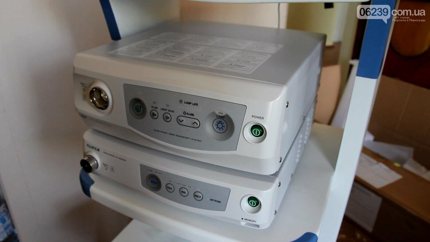 В Покровской больнице интенсивного лечения появился современный диагностический аппарат, фото-3
