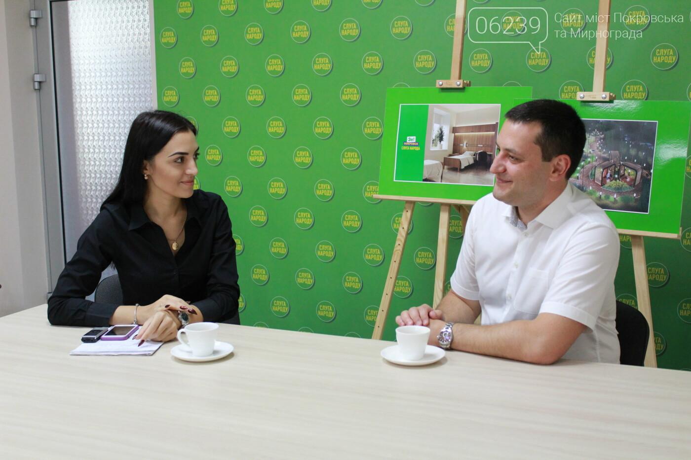Кандидат в депутаты от партии «Слуга Народа» Ярослав Хотнянский признался, почему решил идти на выборы, фото-2