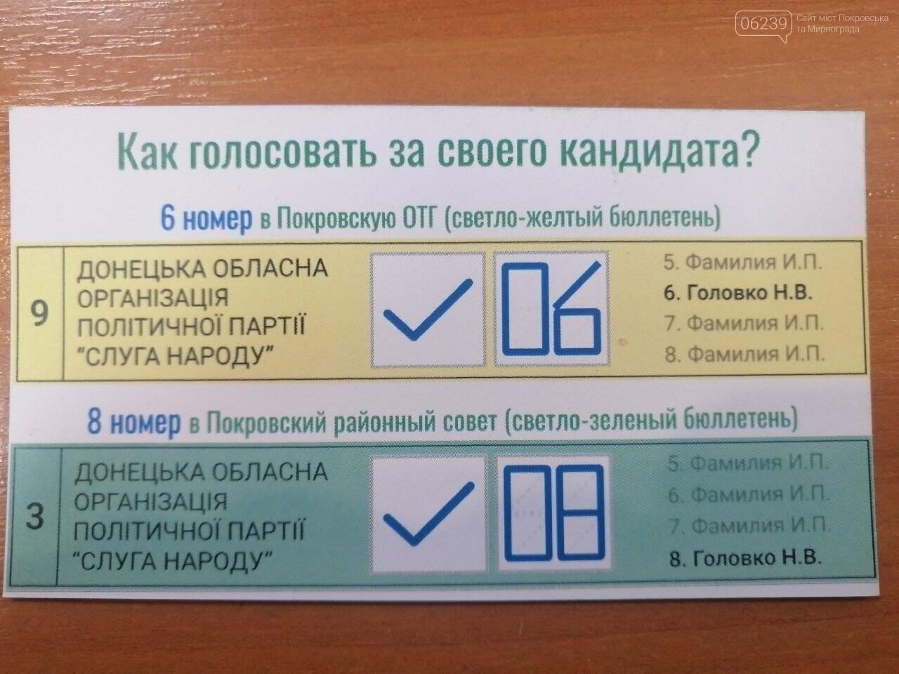 """Николай Головко: """"Хочу, чтобы Покровск стал магнитом для молодежи"""", фото-4"""
