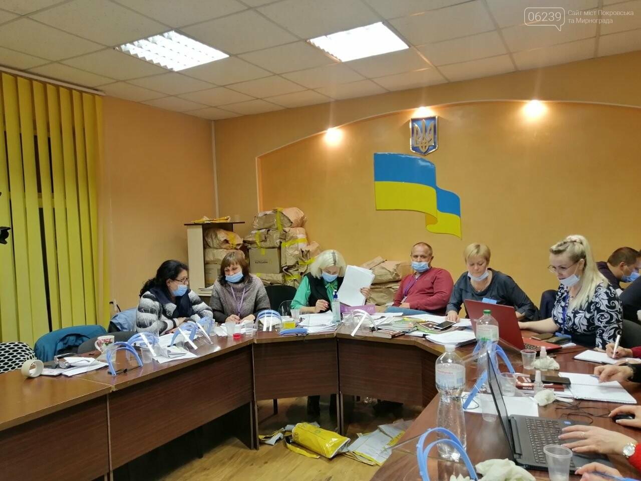 Мирноградская ТИК по состоянию на 18.00 получила бюллетени от 15 участков, фото-3