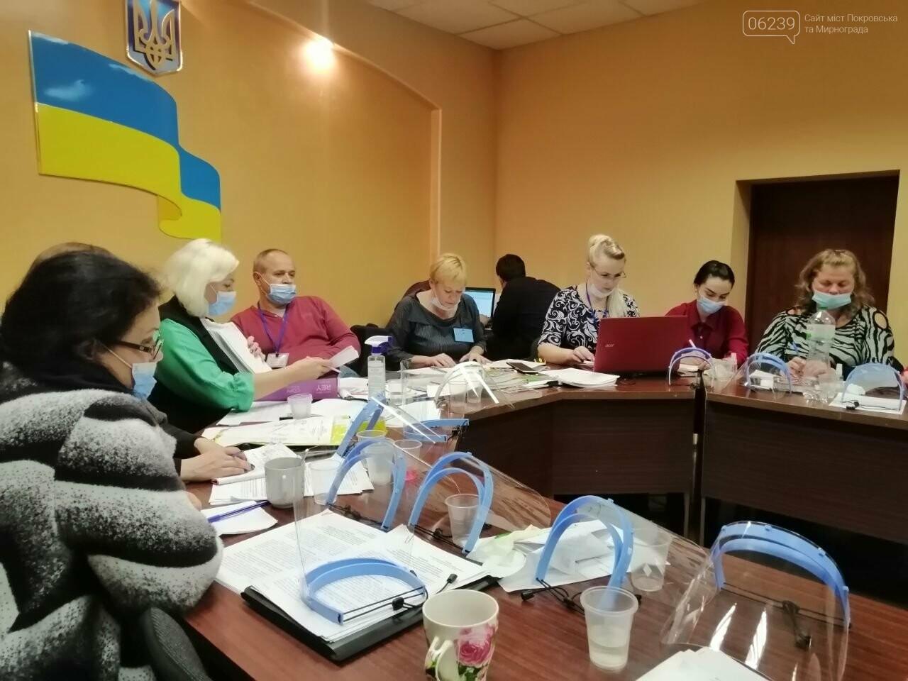 Мирноградская ТИК по состоянию на 18.00 получила бюллетени от 15 участков, фото-2