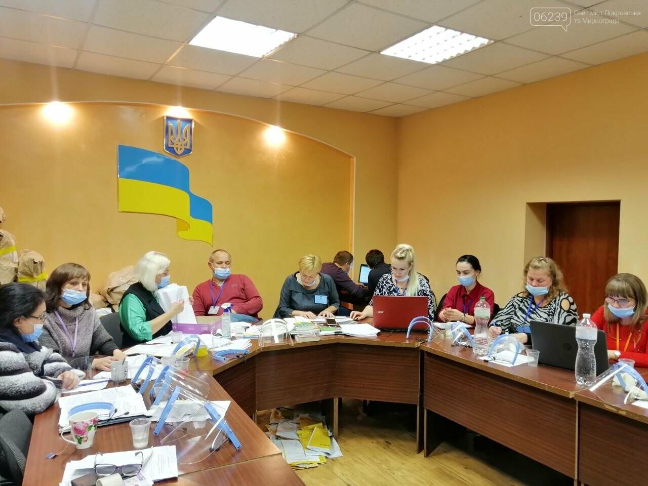 Мирноградская ТИК по состоянию на 18.00 получила бюллетени от 15 участков, фото-5