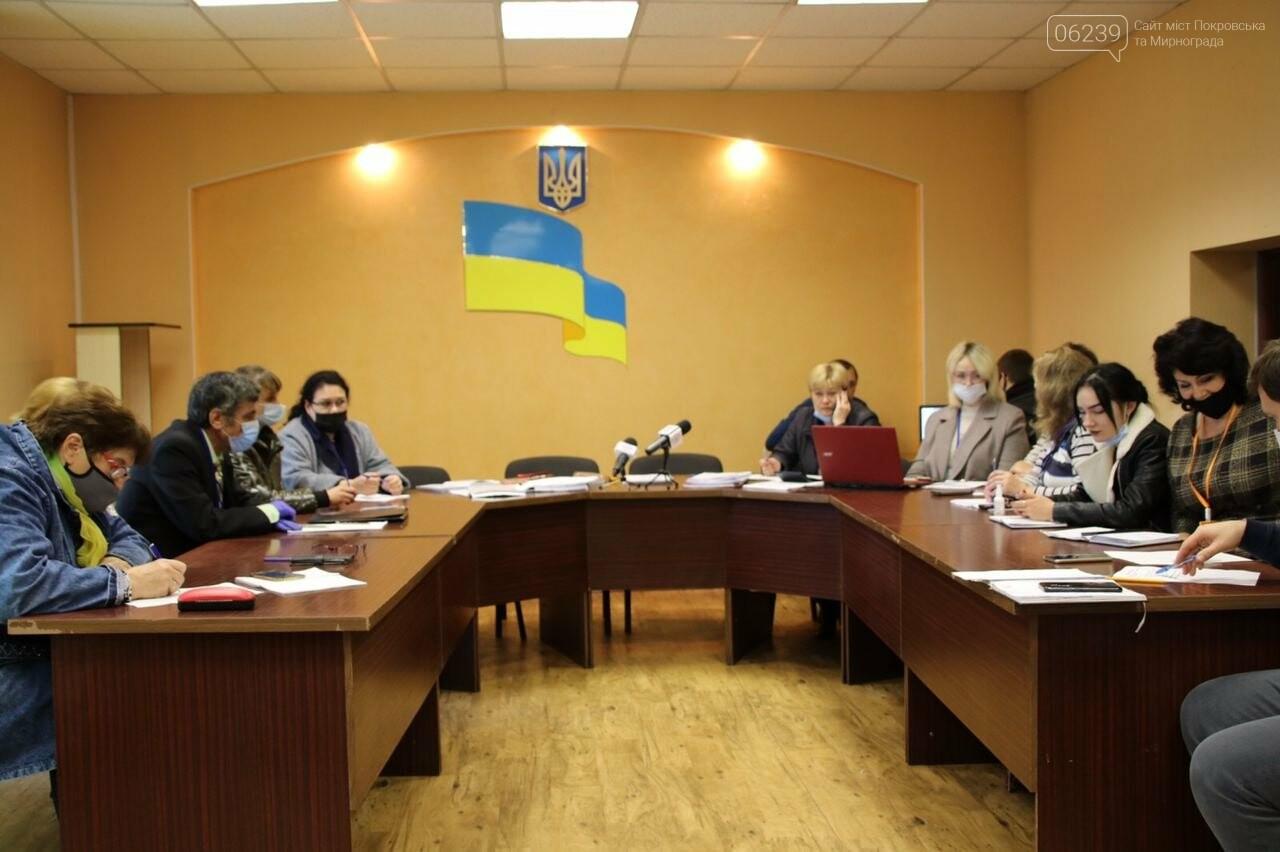 В Мирнограде ТИК огласила результаты выборов городского головы, фото-3