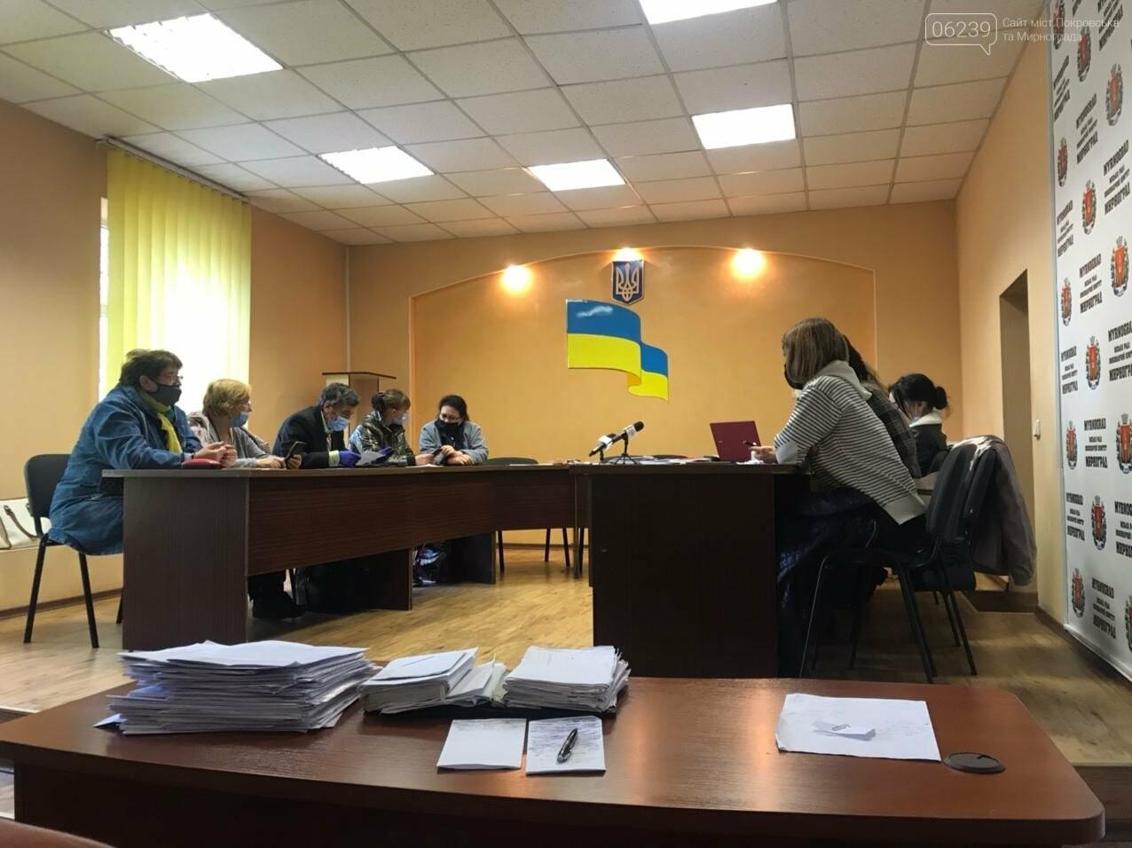 В Мирнограде ТИК огласила результаты выборов городского головы, фото-1