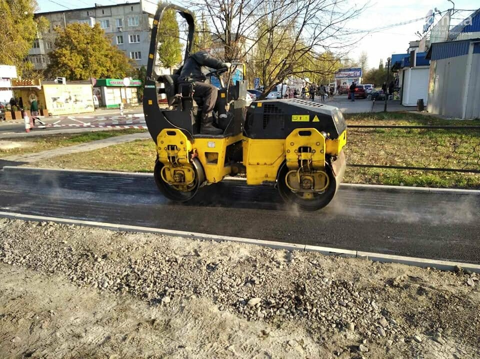 """В Покровске вдоль рынка """"Лазурный"""" отремонтировали тротуар , фото-1"""