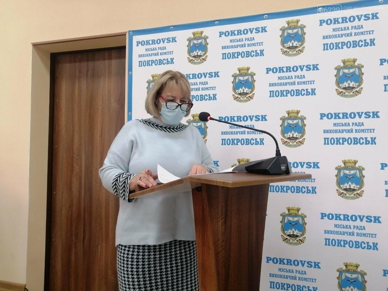 В Покровске прошло последнее заседание исполнительного комитета , фото-3