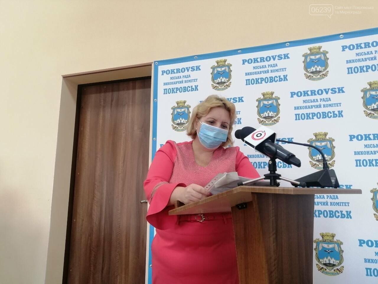 В Покровске прошло последнее заседание исполнительного комитета , фото-5