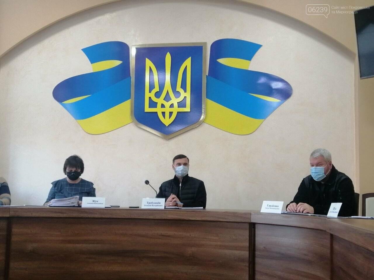 В Покровске прошло последнее заседание исполнительного комитета , фото-2