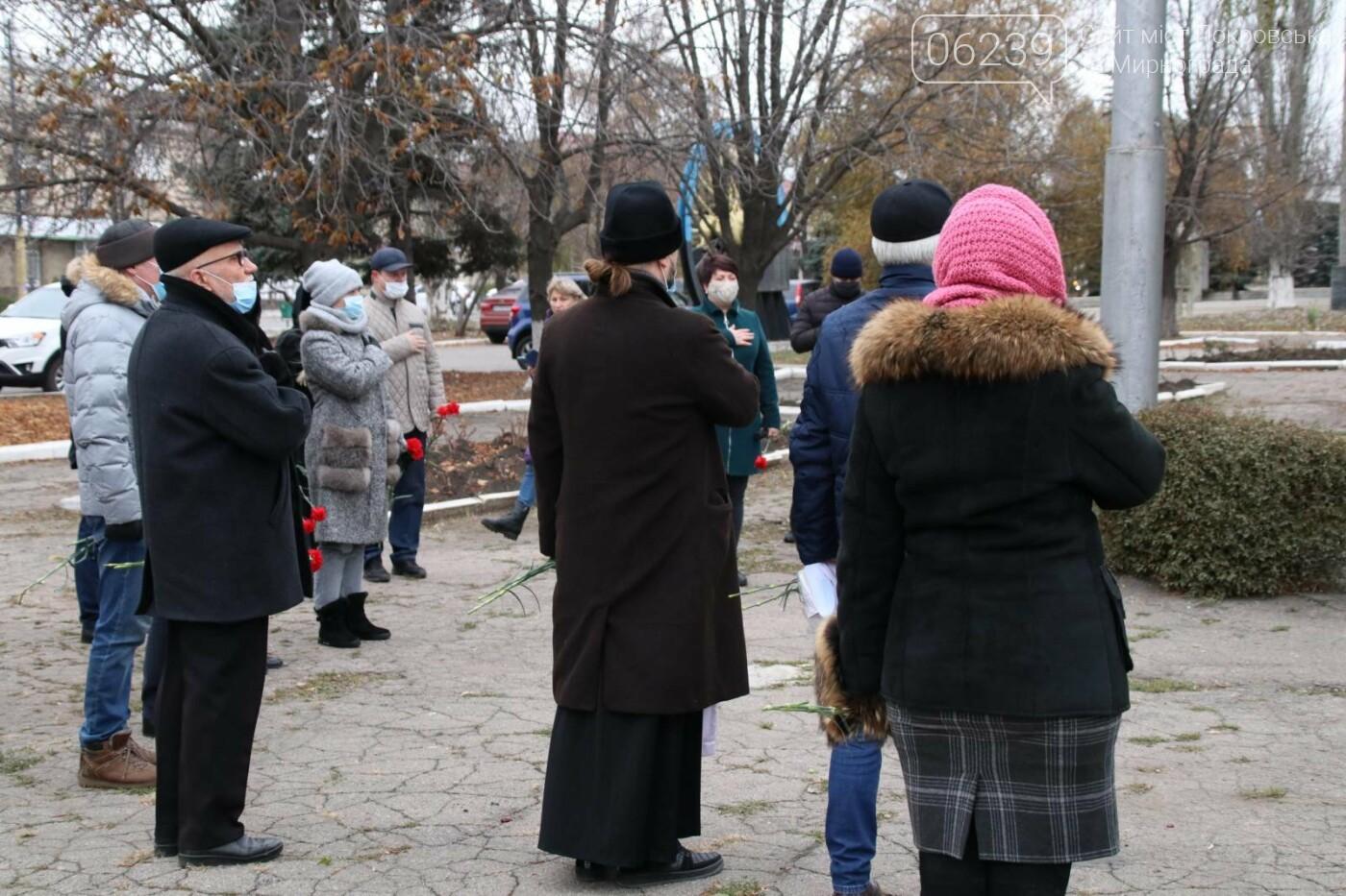 В Мирнограде отметили День Достоинства и Свободы, фото-5