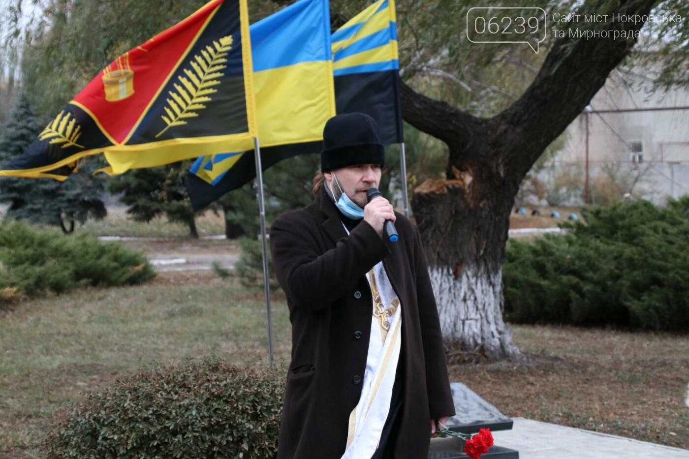 В Мирнограде отметили День Достоинства и Свободы, фото-6