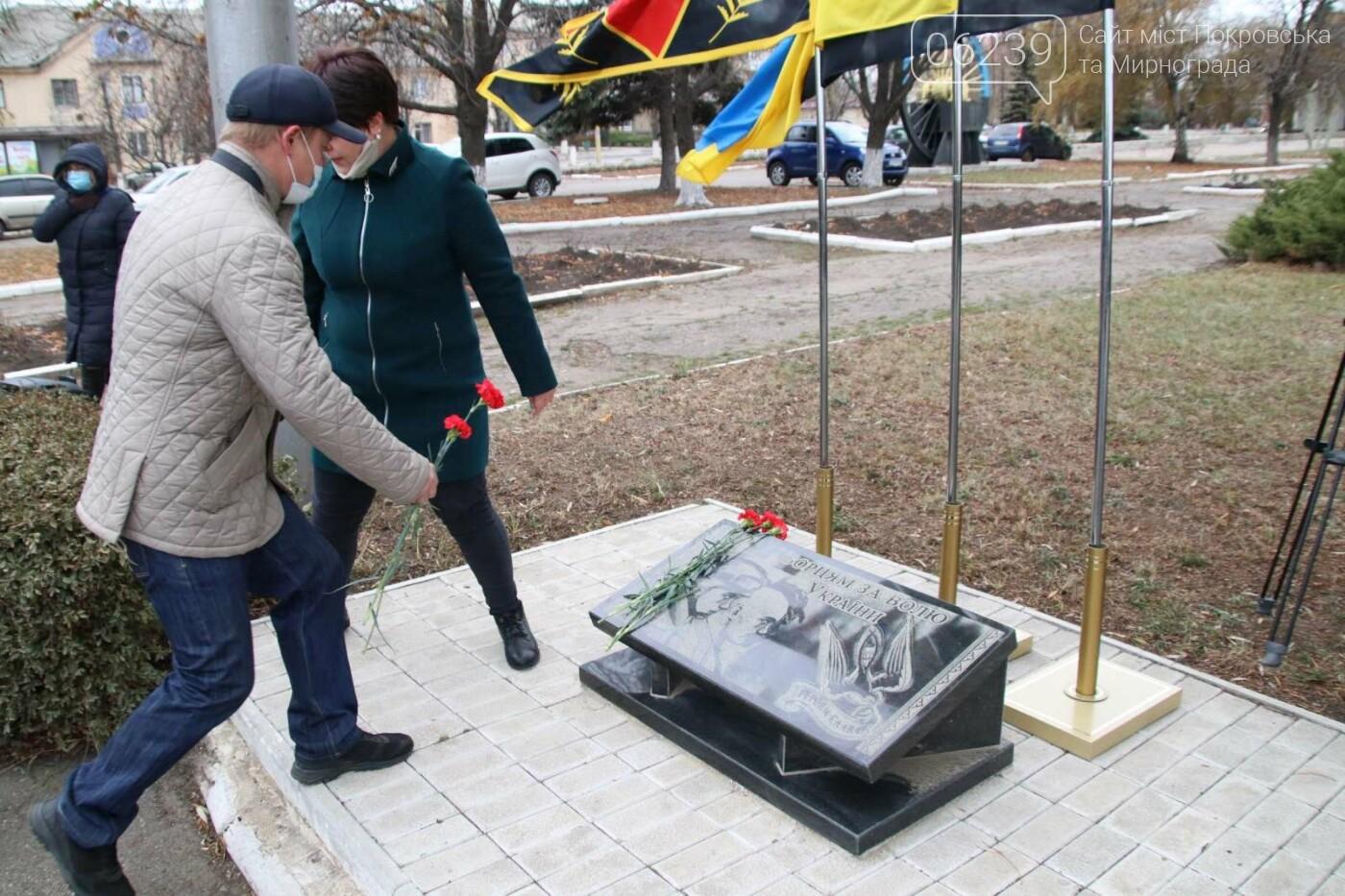 В Мирнограде отметили День Достоинства и Свободы, фото-8