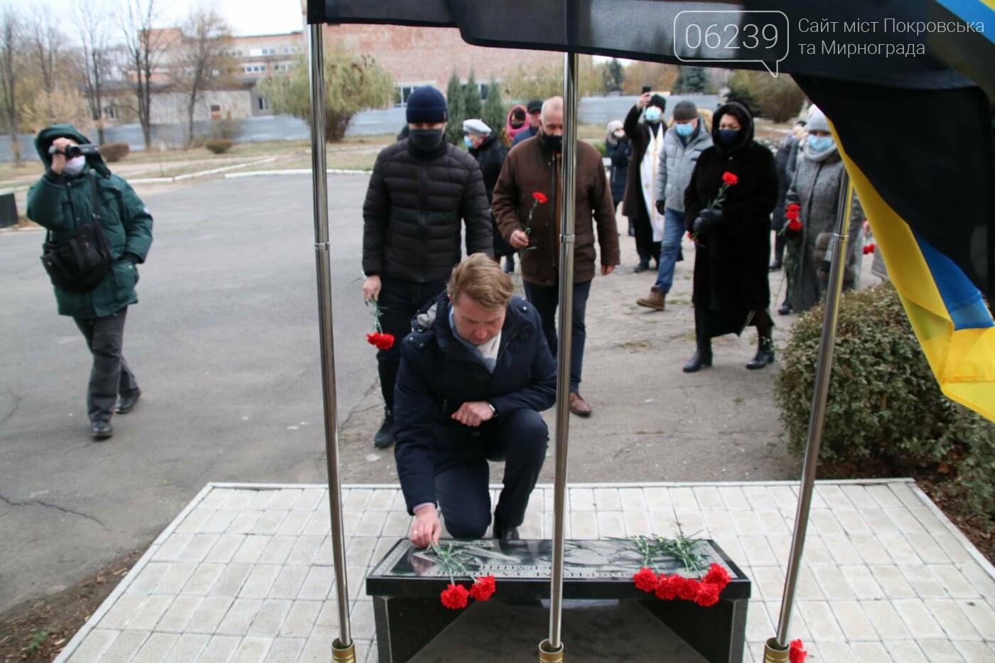 В Мирнограде отметили День Достоинства и Свободы, фото-9