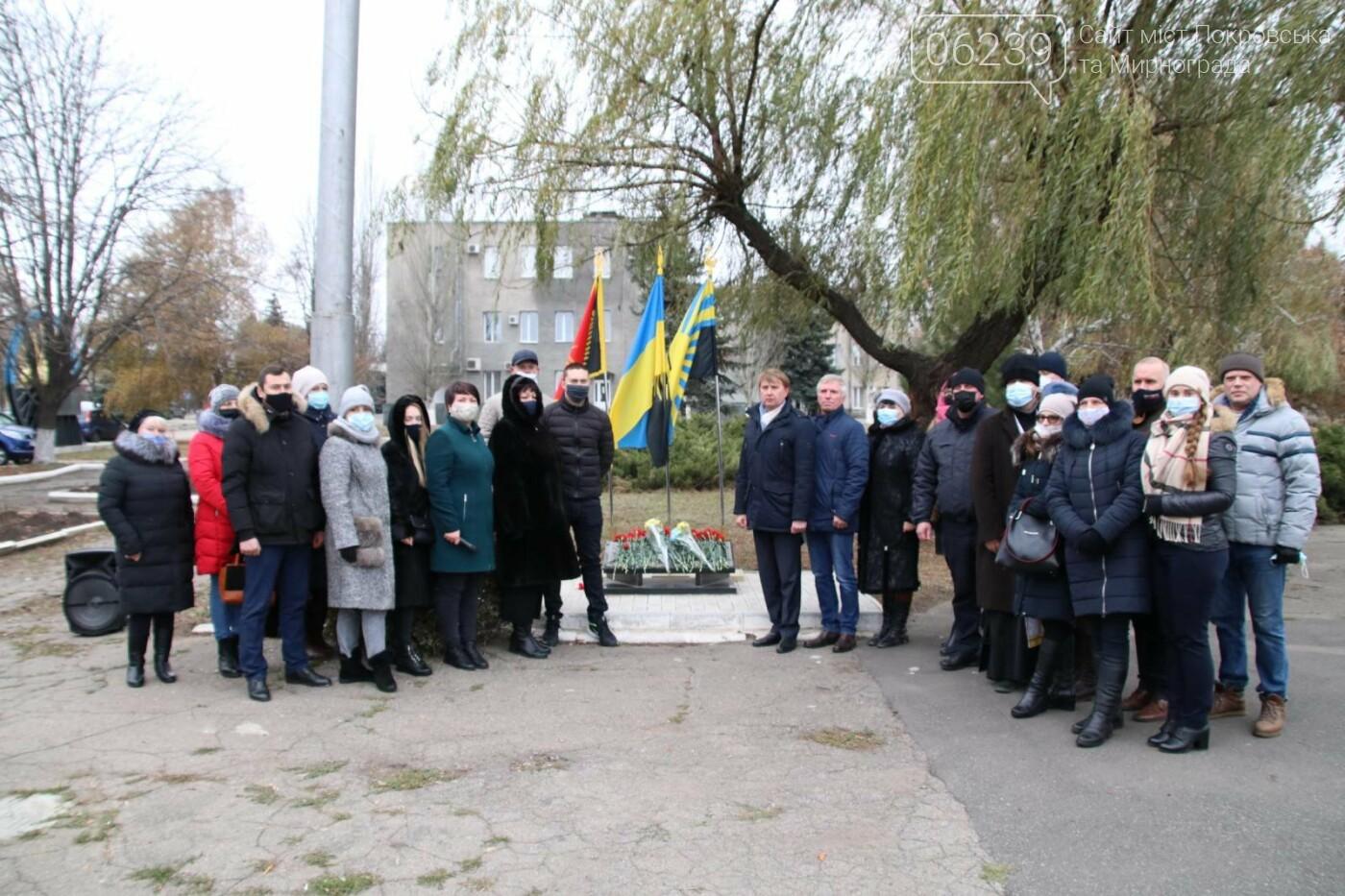 В Мирнограде отметили День Достоинства и Свободы, фото-12