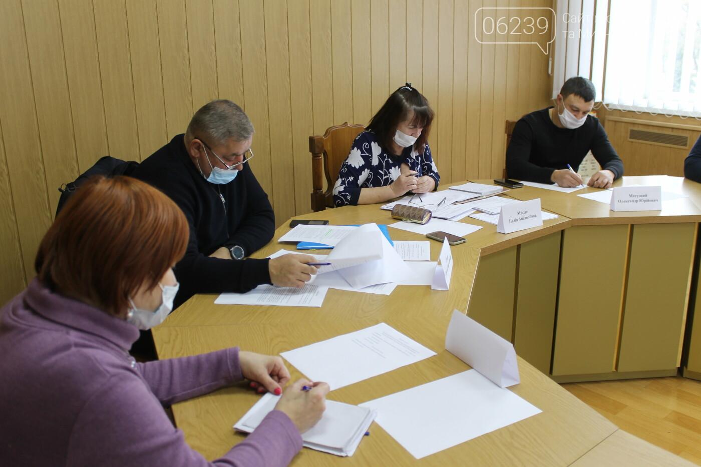 Идет подготовка к первой сессии Покровского районного совета, фото-5