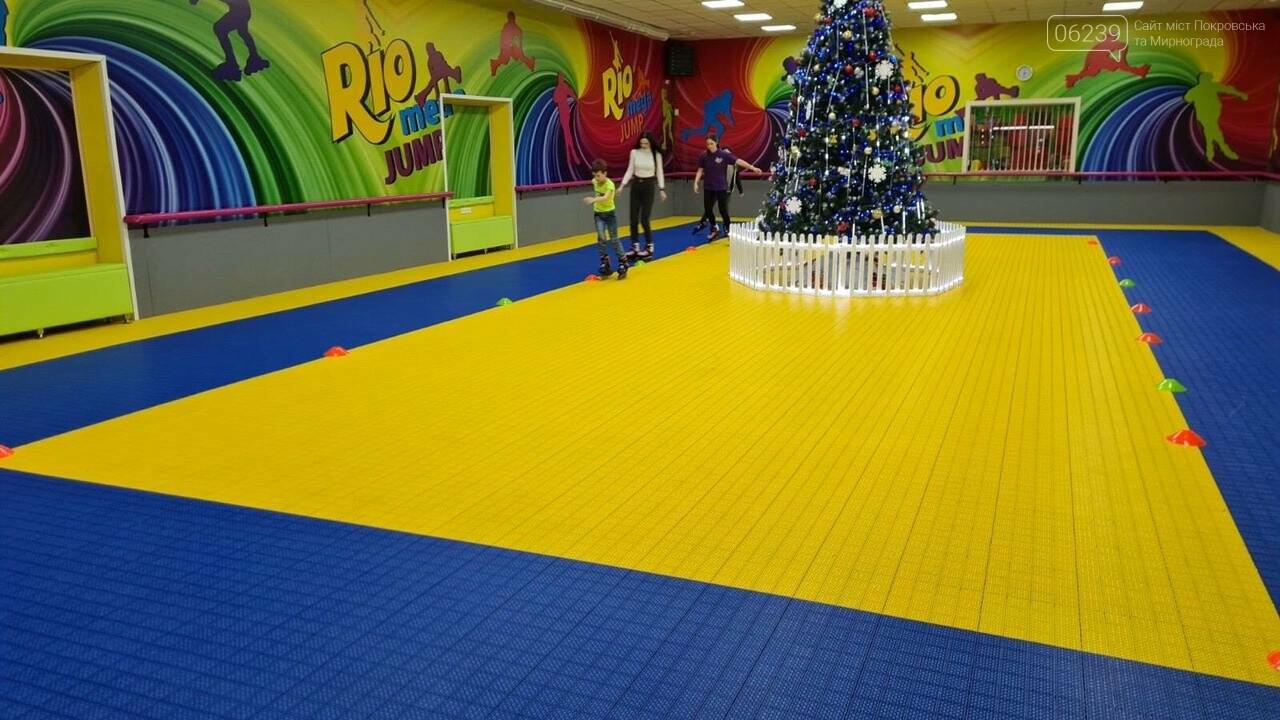 В развлекательном центре Rio Mega jump открылся первый роллердром в Покровске!, фото-4