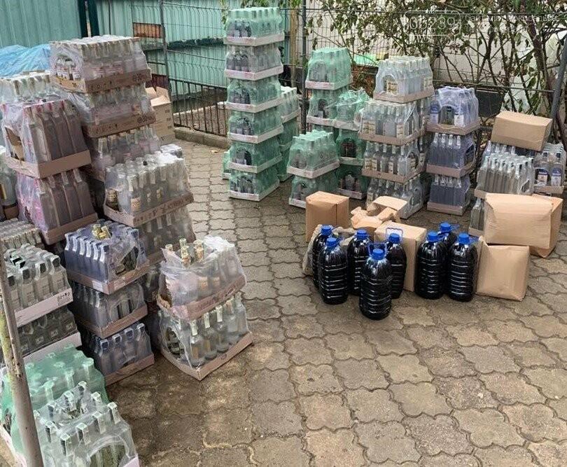 На Донетчине разоблачили производство поддельного алкоголя на 700 000 грн: обыски провели в Покровске и Родинском, фото-1