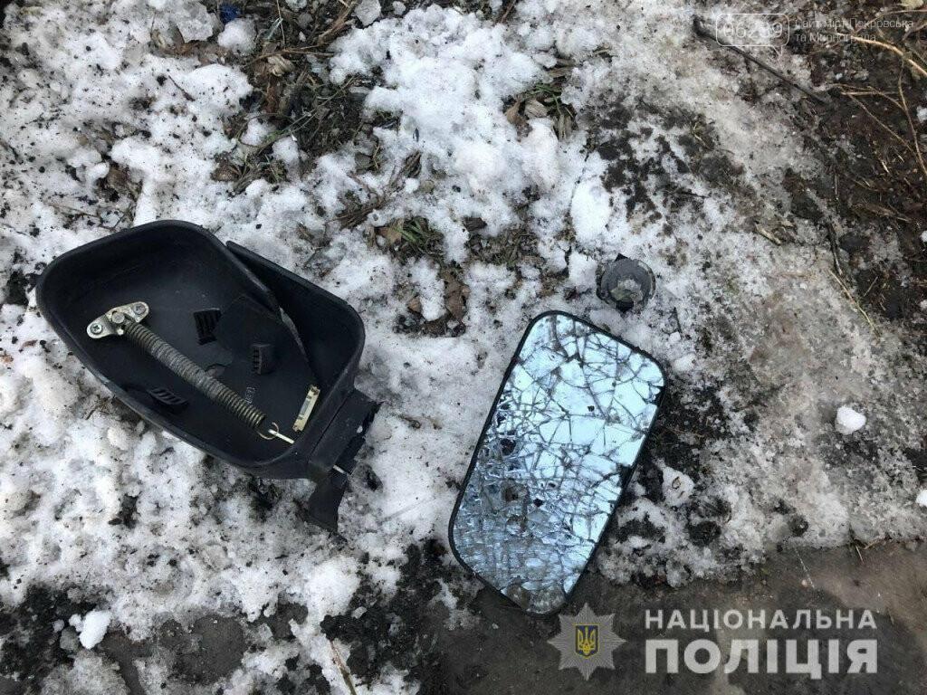 У Покровську поліцейські встановлюють свідків ДТП, в якій постраждала жінка-пішохід, фото-2