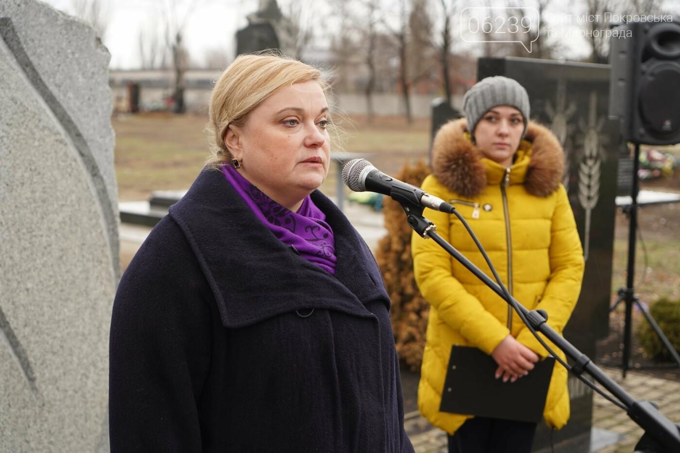 Покровчани вшанували пам'ять жертв Голокосту, фото-1