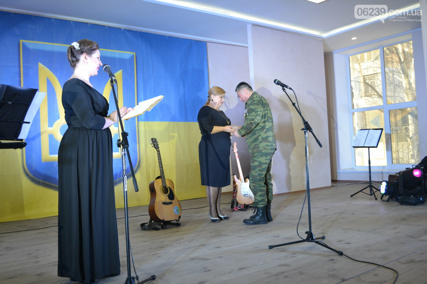 В Покровске и Мирнограде отметили 32-ю годовщину вывода войск из Афганистана, фото-10