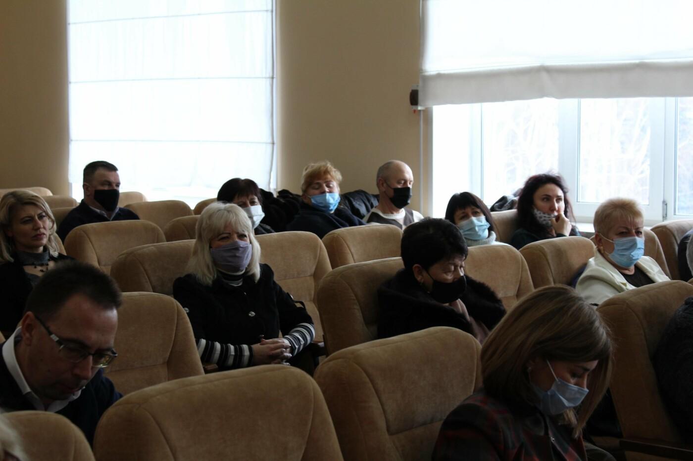 Сьогодні відбулася чергова сесія Покровської районної ради, фото-14