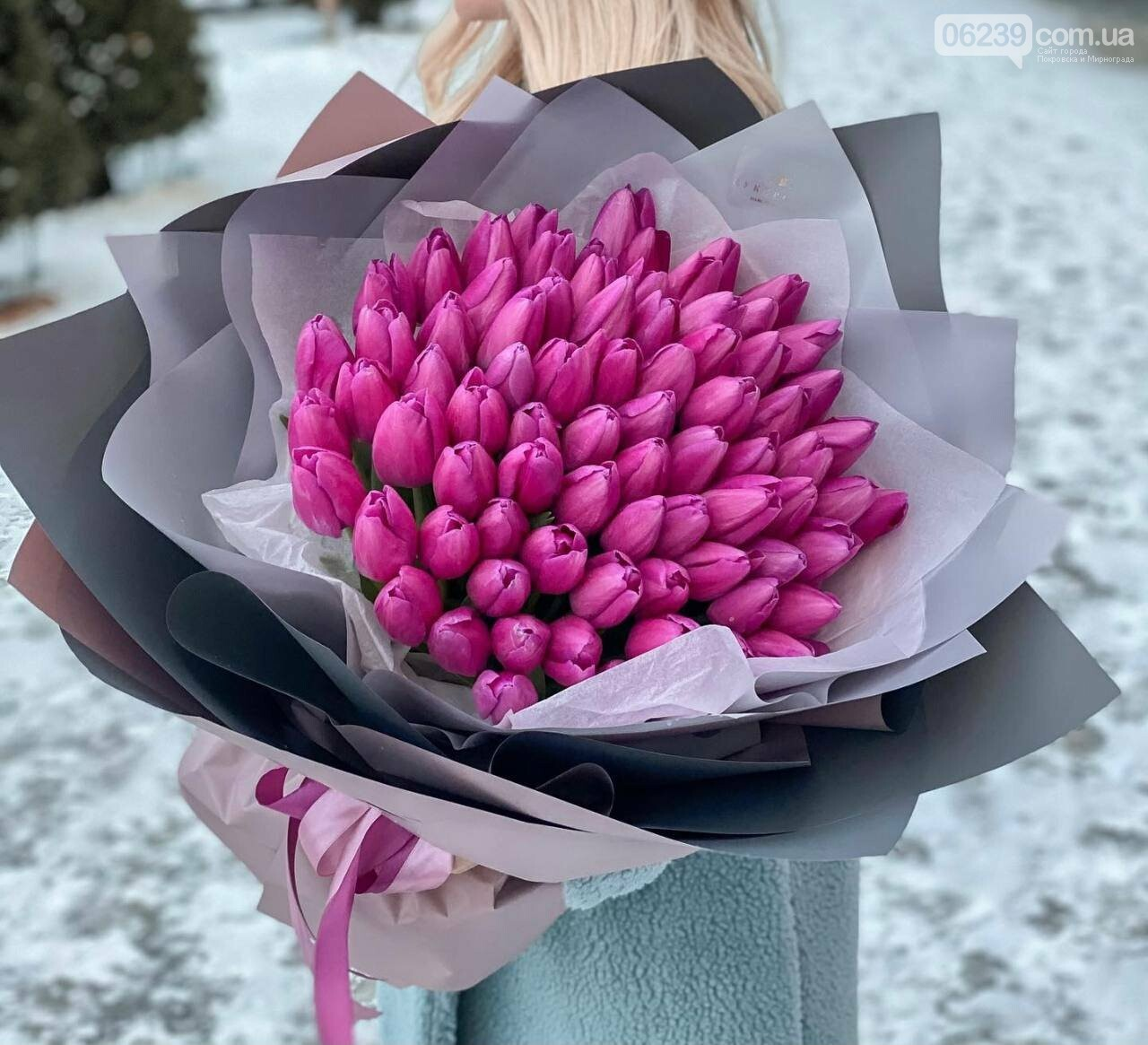Роскошные тюльпаны, шикарные розы и нежные ирисы - салон цветов FLORIKA готов к 8 Марта, фото-10
