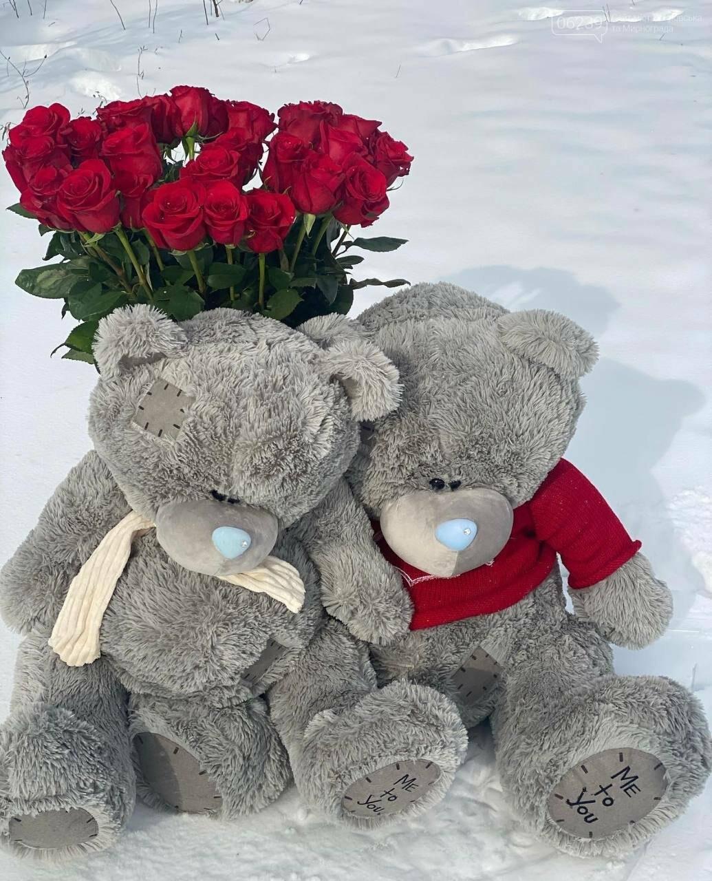 Роскошные тюльпаны, шикарные розы и нежные ирисы - салон цветов FLORIKA готов к 8 Марта, фото-9