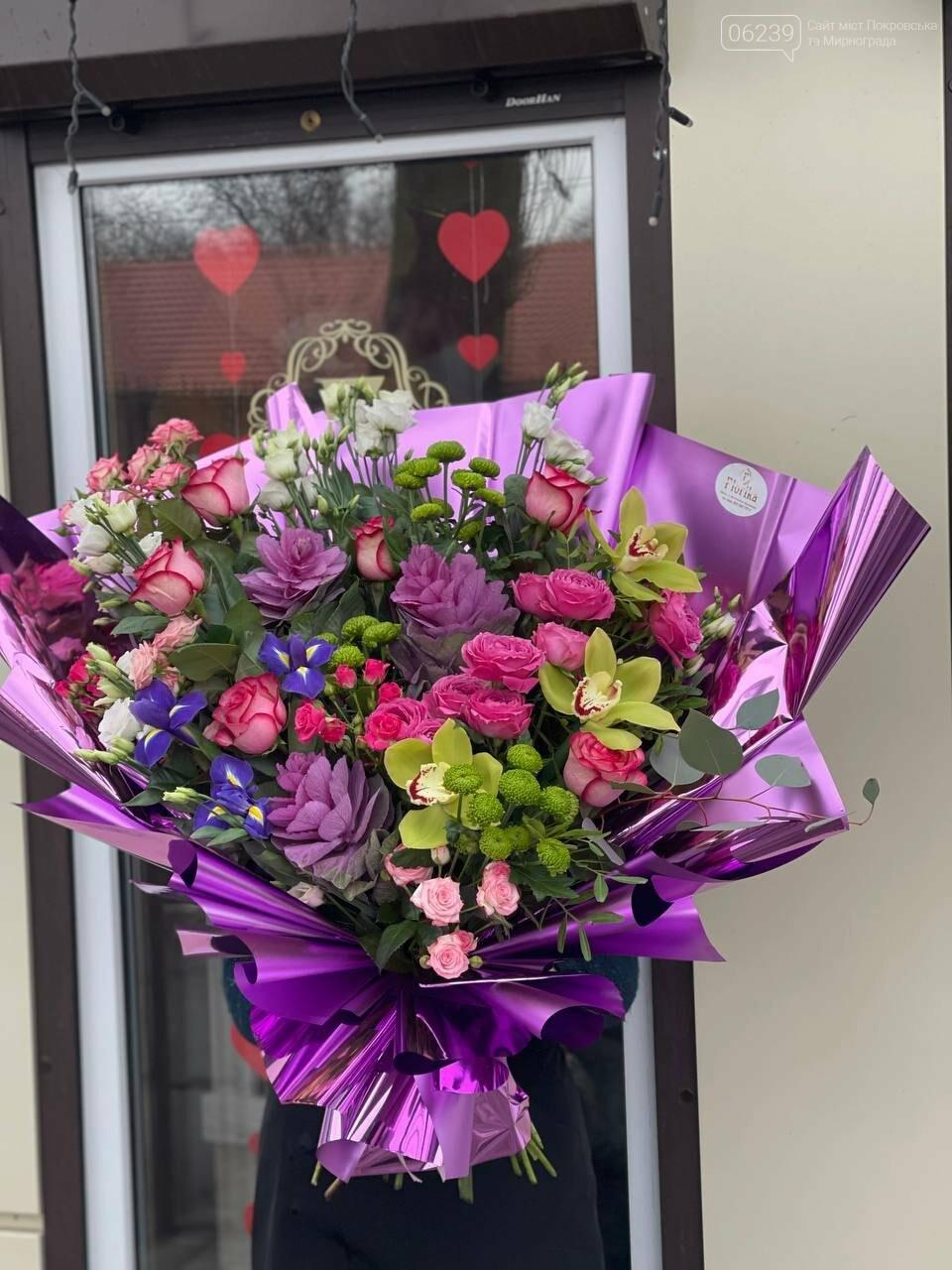 Роскошные тюльпаны, шикарные розы и нежные ирисы - салон цветов FLORIKA готов к 8 Марта, фото-8