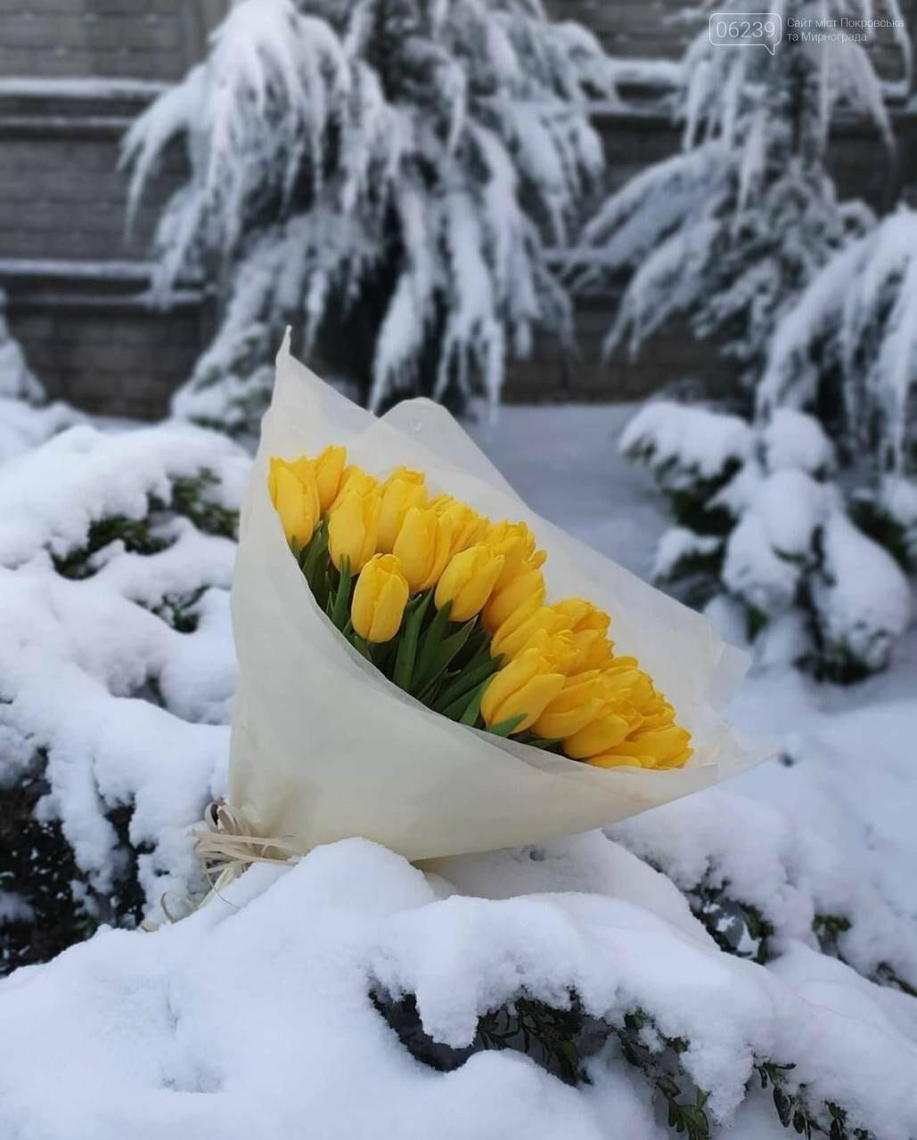 Роскошные тюльпаны, шикарные розы и нежные ирисы - салон цветов FLORIKA готов к 8 Марта, фото-12