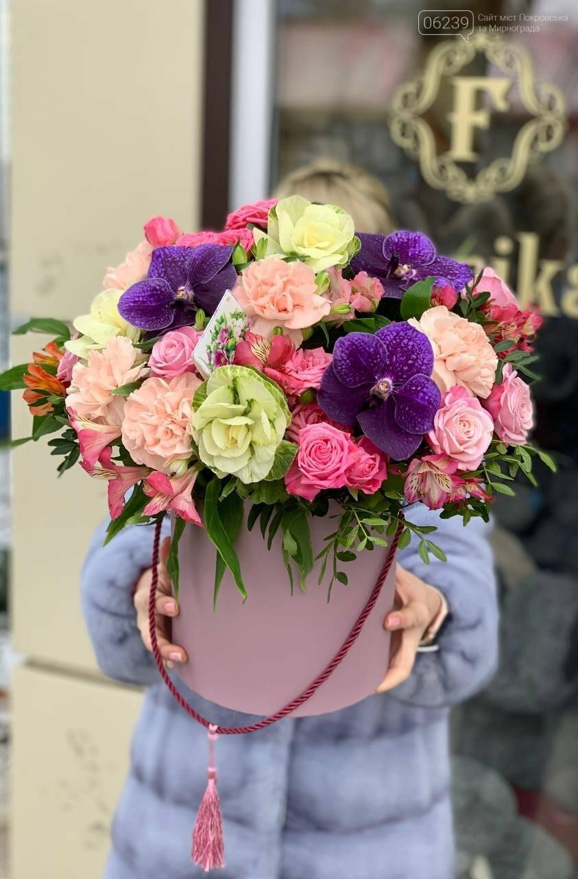 Роскошные тюльпаны, шикарные розы и нежные ирисы - салон цветов FLORIKA готов к 8 Марта, фото-15