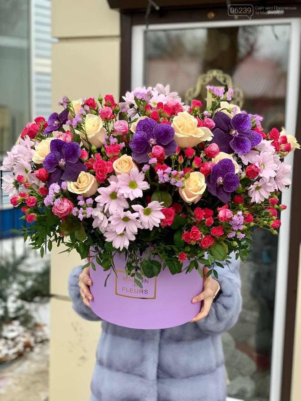 Роскошные тюльпаны, шикарные розы и нежные ирисы - салон цветов FLORIKA готов к 8 Марта, фото-16
