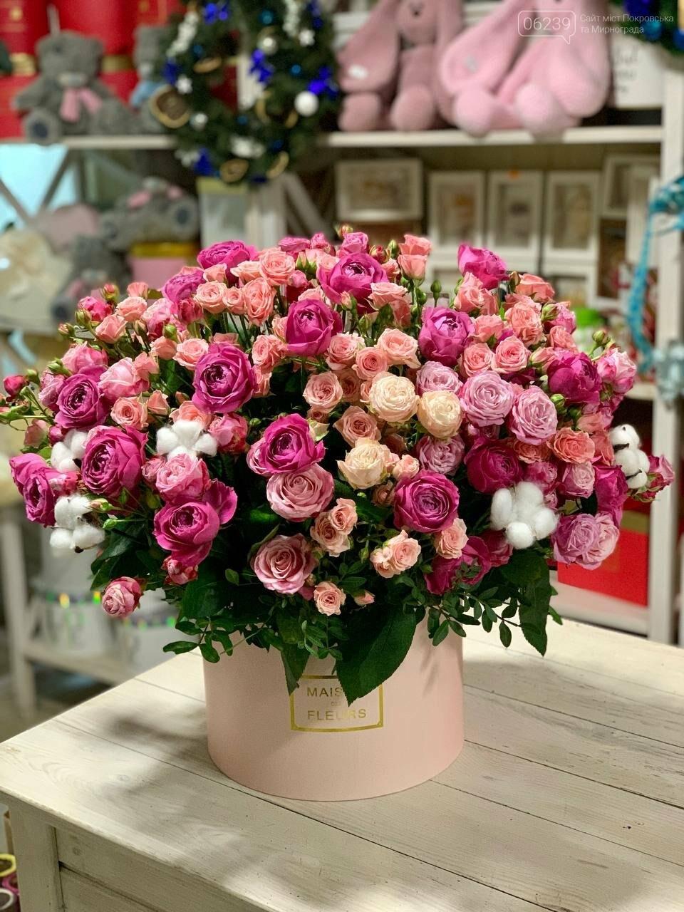 Роскошные тюльпаны, шикарные розы и нежные ирисы - салон цветов FLORIKA готов к 8 Марта, фото-5