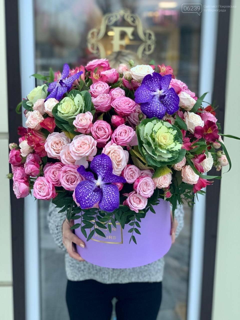 Роскошные тюльпаны, шикарные розы и нежные ирисы - салон цветов FLORIKA готов к 8 Марта, фото-18