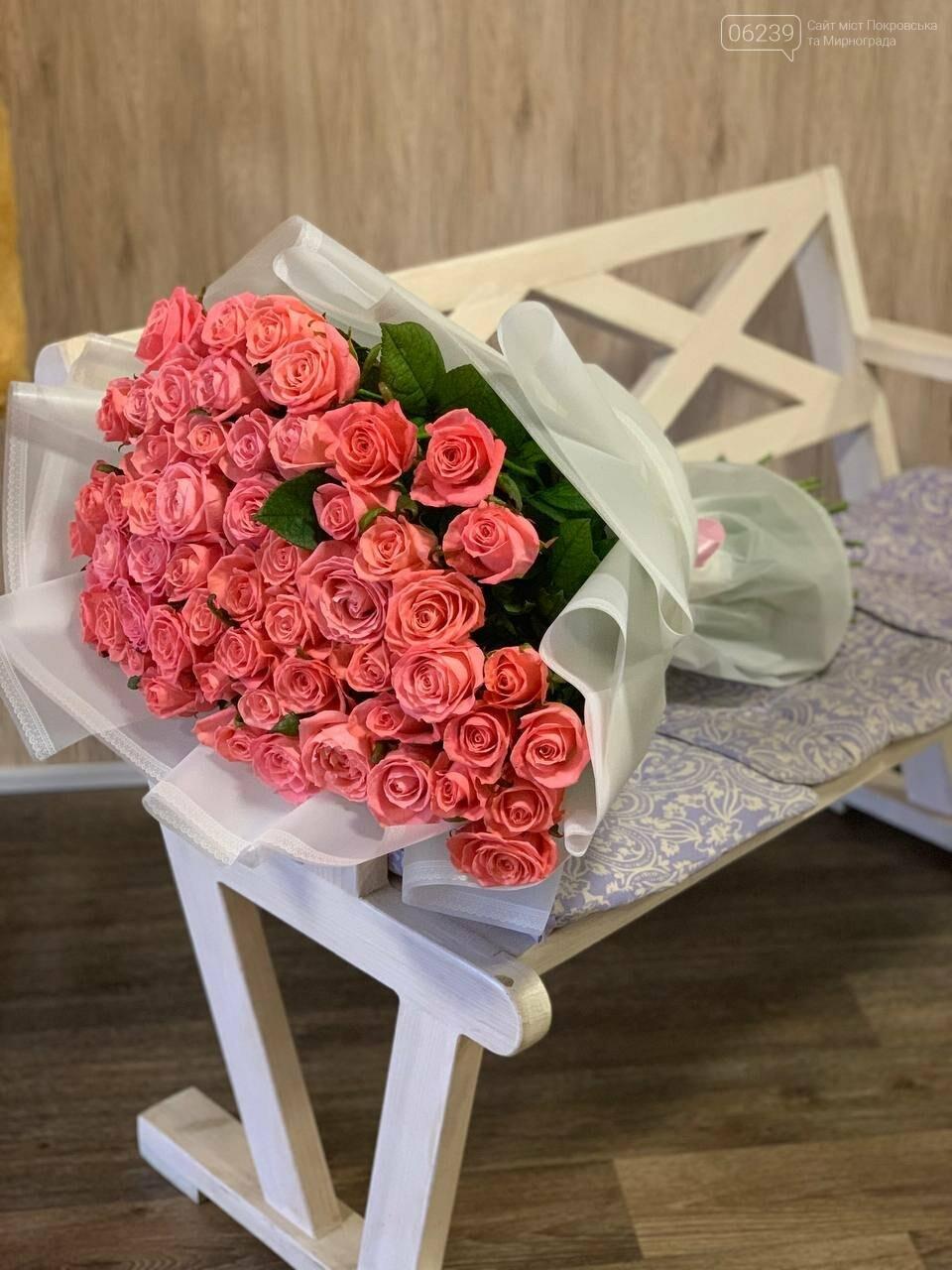 Роскошные тюльпаны, шикарные розы и нежные ирисы - салон цветов FLORIKA готов к 8 Марта, фото-4