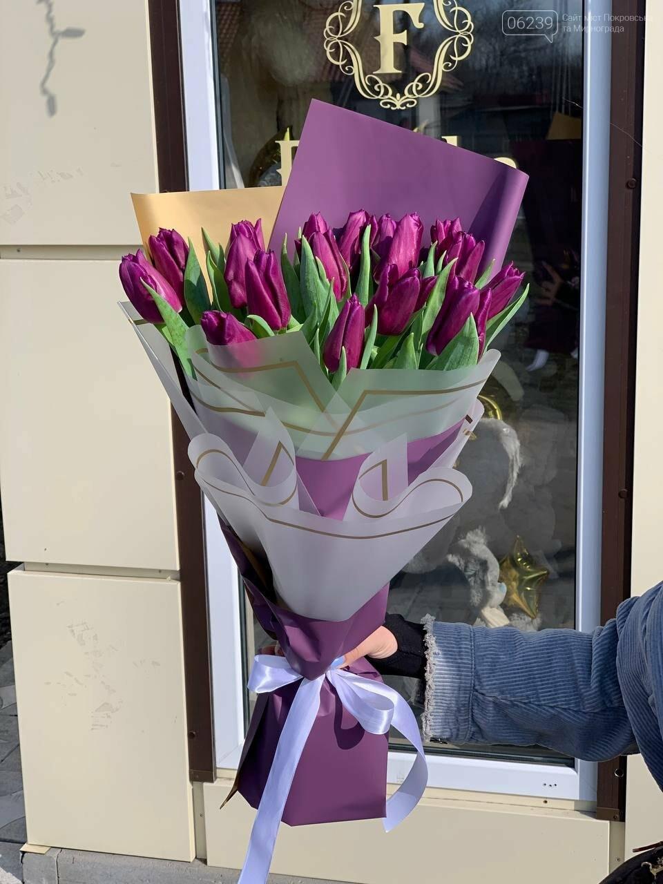 Роскошные тюльпаны, шикарные розы и нежные ирисы - салон цветов FLORIKA готов к 8 Марта, фото-20