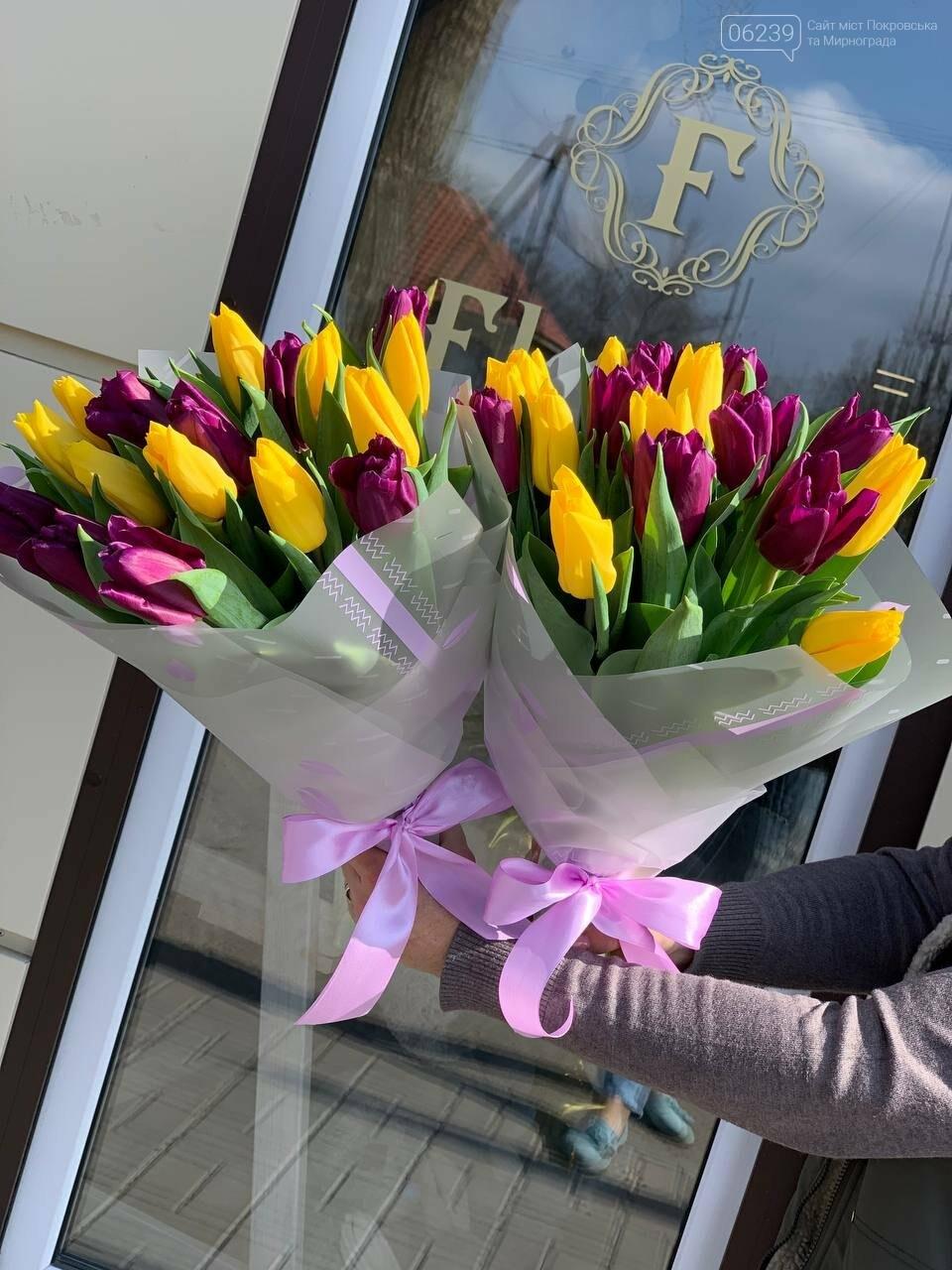 Роскошные тюльпаны, шикарные розы и нежные ирисы - салон цветов FLORIKA готов к 8 Марта, фото-21