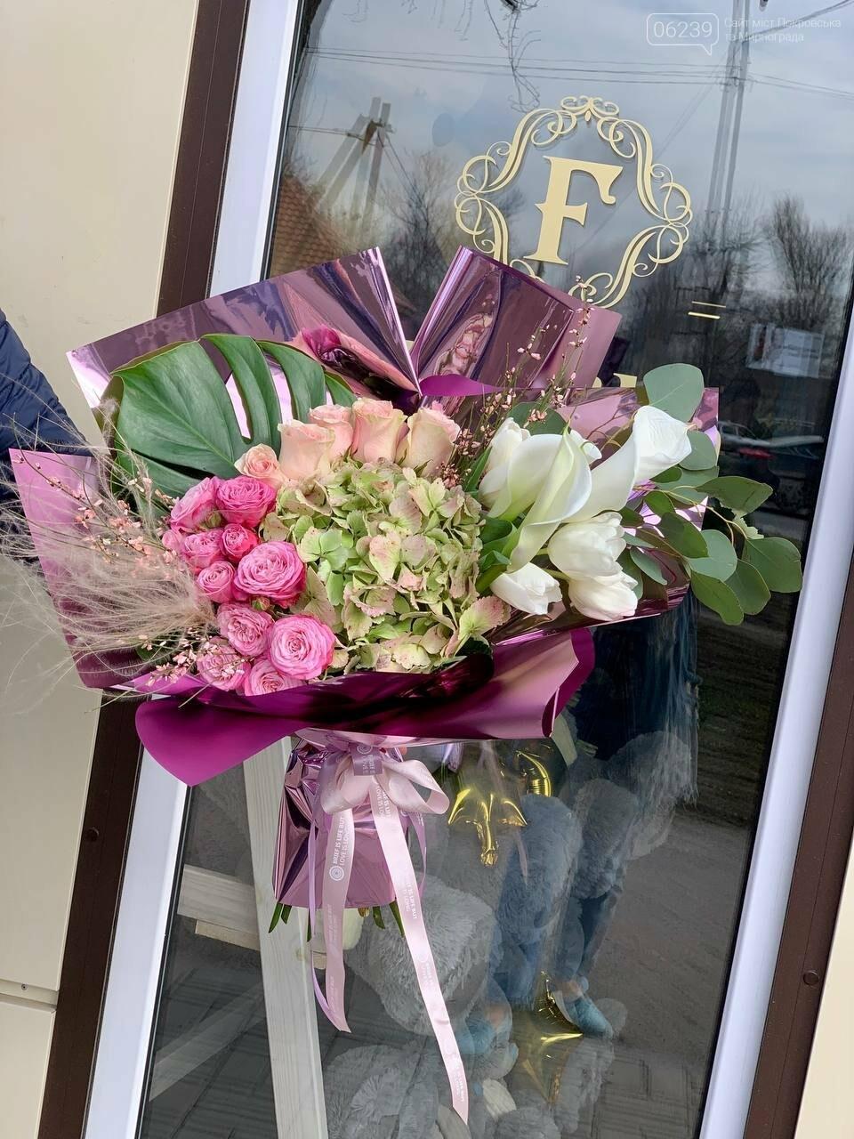 Роскошные тюльпаны, шикарные розы и нежные ирисы - салон цветов FLORIKA готов к 8 Марта, фото-23