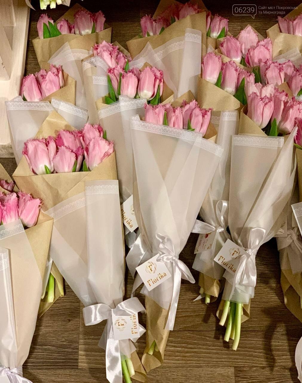Роскошные тюльпаны, шикарные розы и нежные ирисы - салон цветов FLORIKA готов к 8 Марта, фото-7