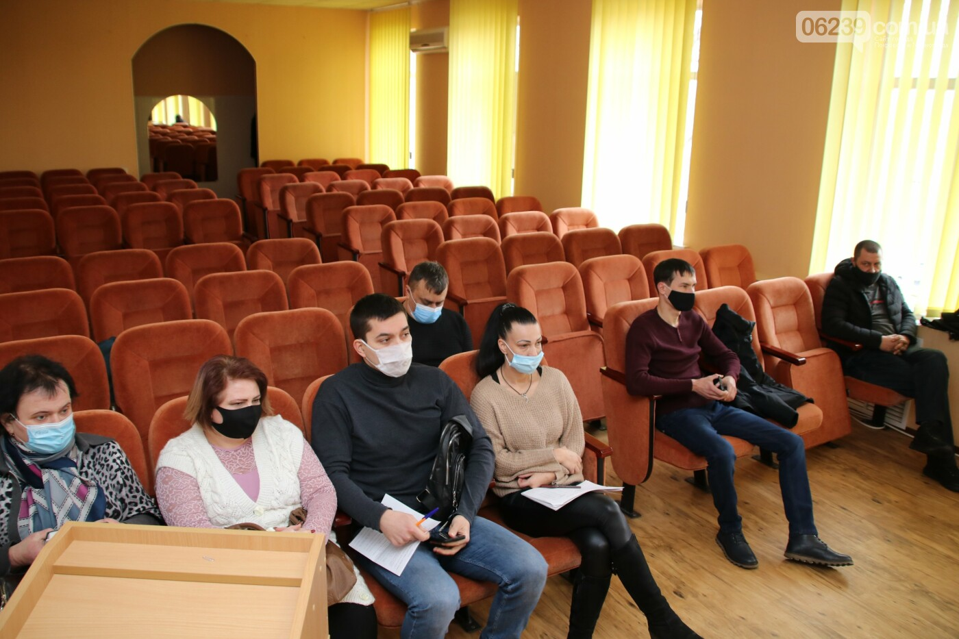 В Мирнограде говорили о расчистке водоемов, фото-2