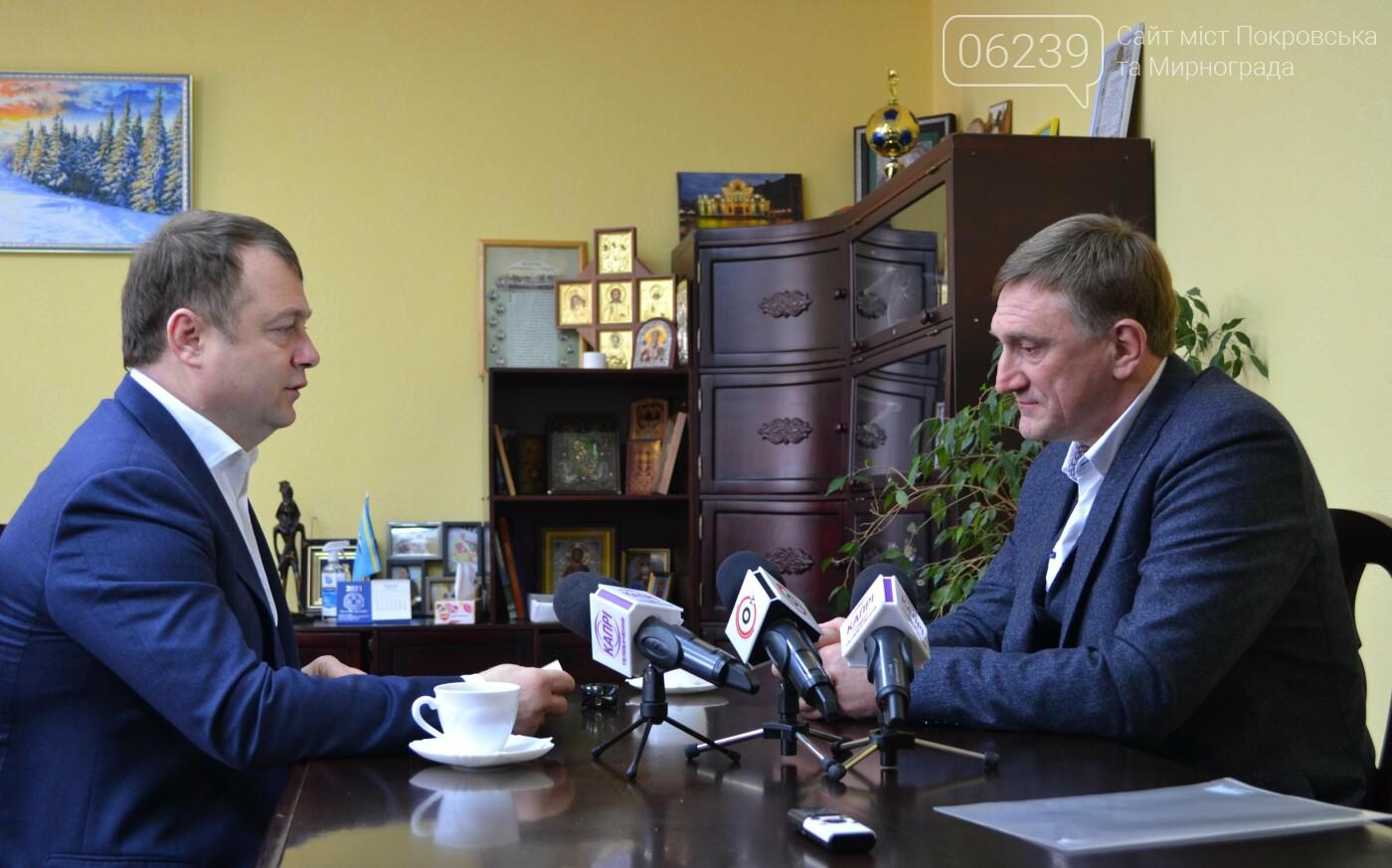 Андрей Аксенов провел рабочую встречу с мэром Покровска: какие вопросы были подняты , фото-3
