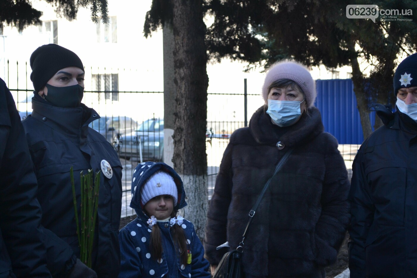 В Покровске почтили память погибшего от рук террористов спецназовца Виталия Мандрыка, фото-3